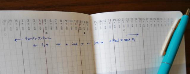 kousaka monthly