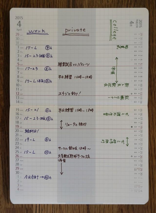 student_c month